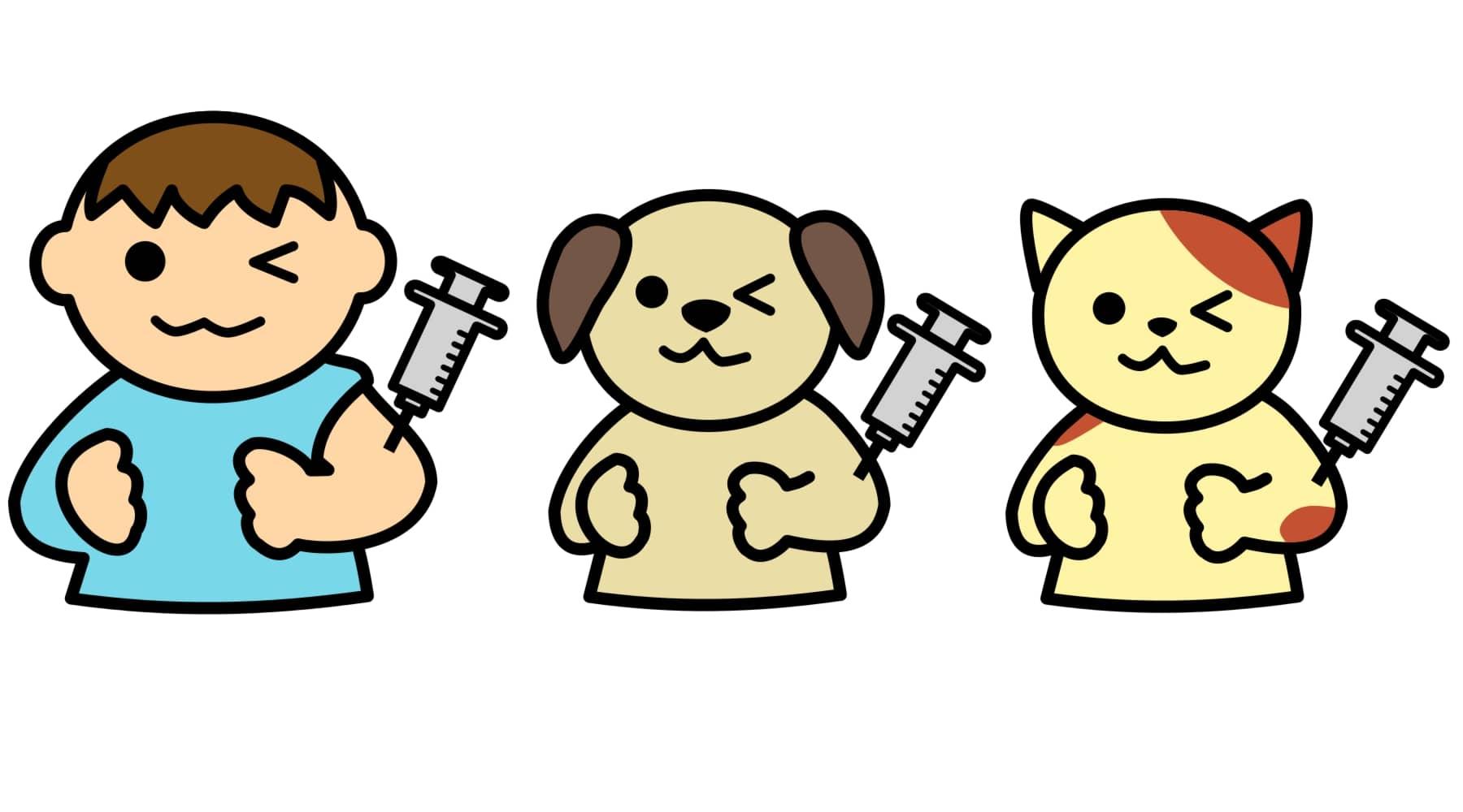 ダメ 後 予防 なぜ 接種 運動